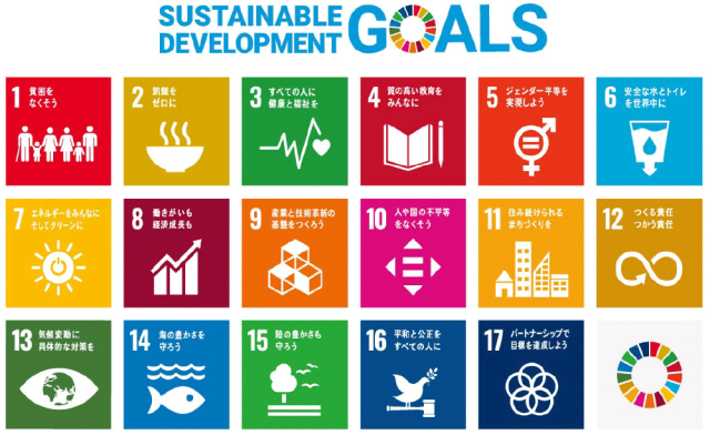 SDGsマーク