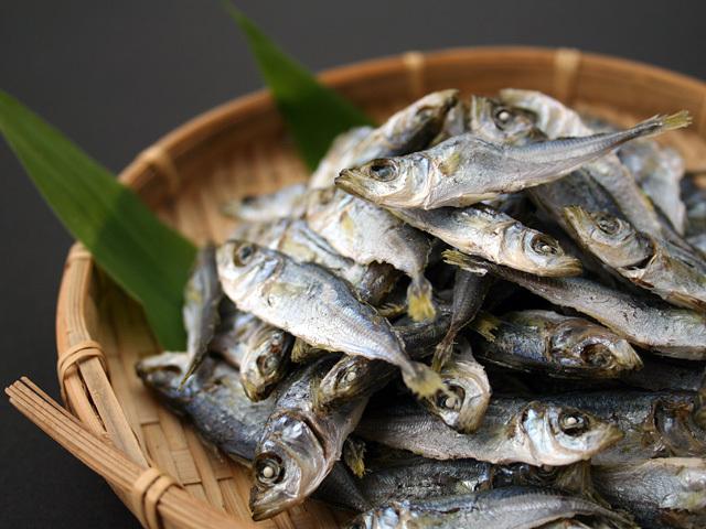 【富山湾産】無添加 鯵子(アジコ)の煮干